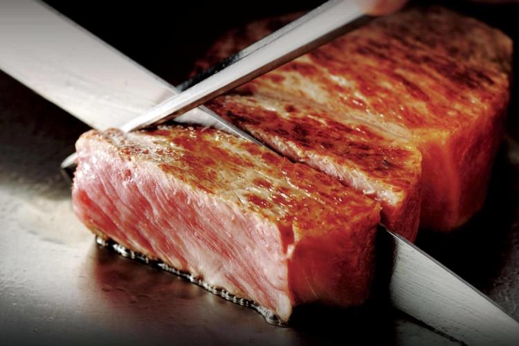 carne di kobe alla griglia