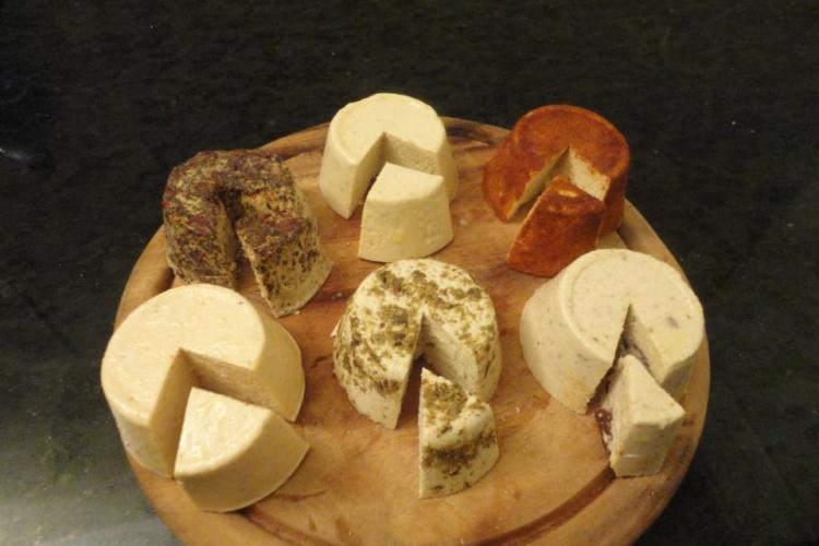 migliori formaggi vegani