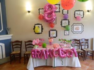 Feste di compleanno per bambini a Salerno e provincia