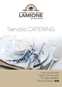 Catering per battesimo Campania