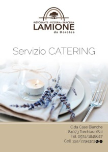 Catering per comunioni Campania