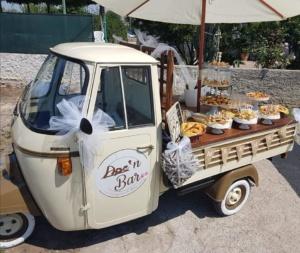 Catering per matrimoni in campagna Italia